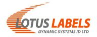 Lotus Labels Logo